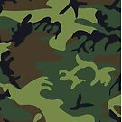 Army Camouflage by Chillee Wilson by ChilleeWilson