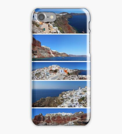 Santorini iPhone Case/Skin