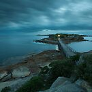 Night At Bare Island by MiImages