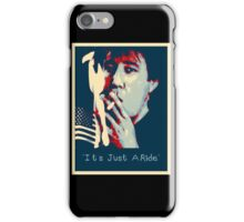 Bill Hicks - It's Just A Ride Tee iPhone Case/Skin