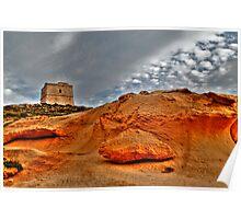 Dusk on Gozo Poster