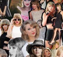 Taylor Swift in 2015 Sticker