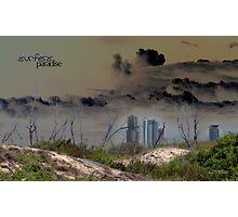 Surfers Paradise © Gold Coast 2050 Photographic Print