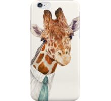 Male Giraffe iPhone Case/Skin