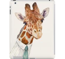 Male Giraffe iPad Case/Skin