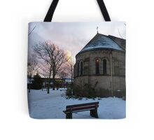 Sunset on the Parish . Tote Bag