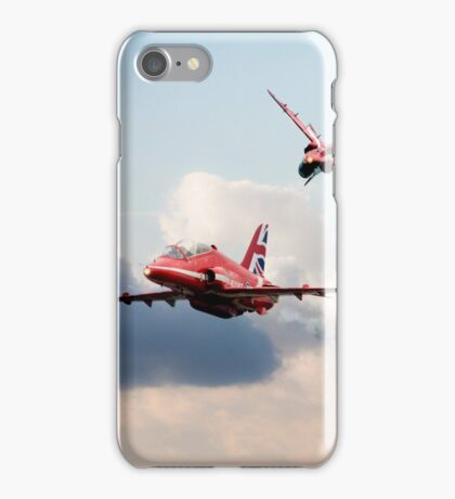 2015 Red Arrows Pair iPhone Case/Skin
