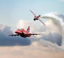 2015 Red Arrows Pair by J Biggadike