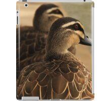 Duck Companion iPad Case/Skin
