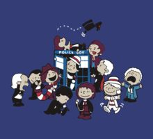 All Doctor Who by RedbubblePro