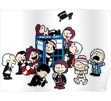 All Doctor Who Poster