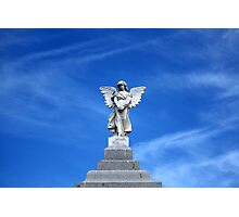 Semaphore Archangel Photographic Print