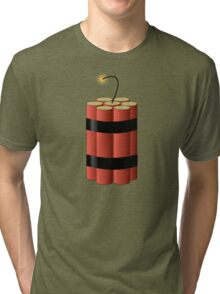 Dynamite by Chillee Wilson Tri-blend T-Shirt