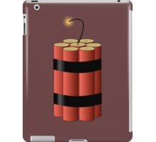 Dynamite by Chillee Wilson iPad Case/Skin