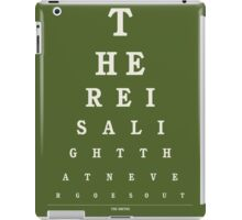 The Smiths - There Is A Light... iPad Case/Skin