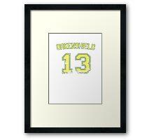 Oakenshield Framed Print