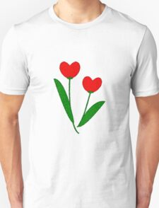 Tulip Hearts T-Shirt