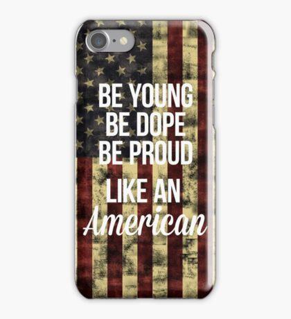 American iPhone Case/Skin