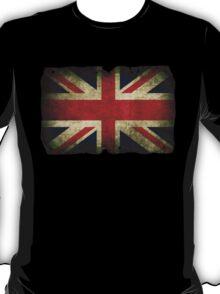 Grungy Union Jack T-Shirt