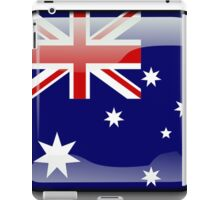 Australian Flag Icon iPad Case/Skin
