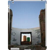 View from the Safari Disco Club  iPad Case/Skin
