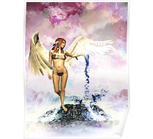 Earth Angel - Water of Life Poster
