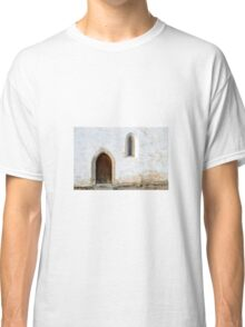 Building in Slovakia Classic T-Shirt