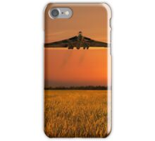 Vulcan Farewell Fly Past iPhone Case/Skin