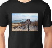 Smile You're at the Beach Unisex T-Shirt
