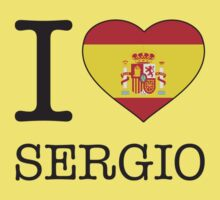 I ♥ SERGIO Kids Clothes