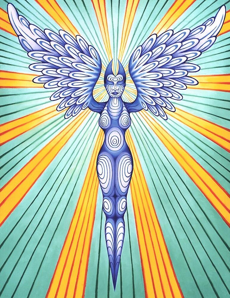 Goddess of Air by Sarah Jane Bingham