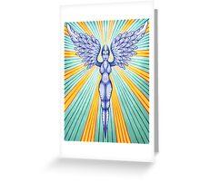 Goddess of Air Greeting Card