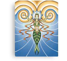 Goddess of Water Canvas Print