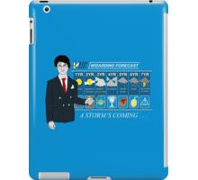 A Storm's Coming iPad Case/Skin