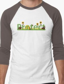 Protect our planet Men's Baseball ¾ T-Shirt