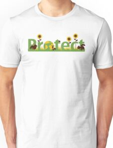 Protect our planet Unisex T-Shirt
