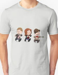 Doctor Who and Amy Pond T-Shirt