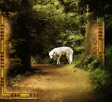 The White Wolf Dares You  by Elaine  Manley
