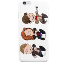 Doctor Who and Amy Pond iPhone Case/Skin
