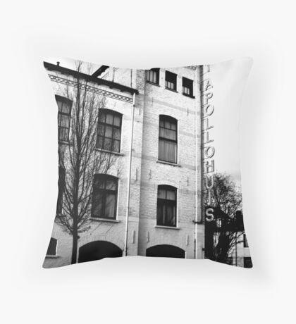 Het Apollohuis Throw Pillow