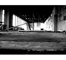 Demolition 4 Photographic Print