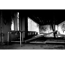 Demolition 3 Photographic Print