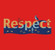 Respect our planet One Piece - Short Sleeve