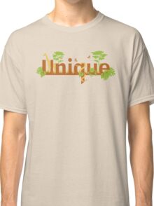 Unique planet safari design Classic T-Shirt