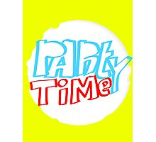 PartyTime Photographic Print