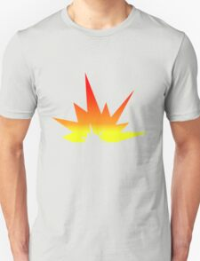 Abstract Bang! Unisex T-Shirt
