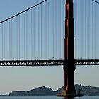Golden Gate Bridge by Jennifer Chan