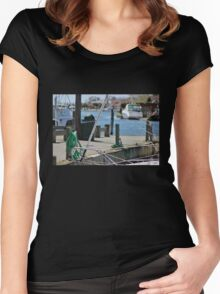 Boater's Paradise Women's Fitted Scoop T-Shirt