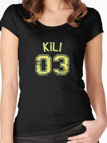 Kili Women's Fitted Scoop T-Shirt