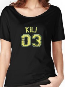 Kili Women's Relaxed Fit T-Shirt